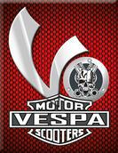 VP-044 Plakette Kaskade V-Vespa-Motor-Sc