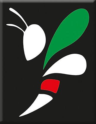 WASP-italia-BlackV1 емблема
