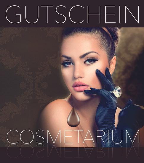 COSMETARIUM GUTSCHEIN 30,-