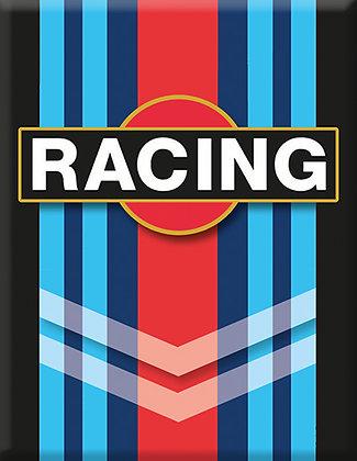 M-RACING-Black Emblem