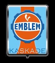 Vespa Emblem Piaggio Kaskade