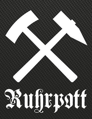 Vespa Emblem Piaggio Kaskade Ruhrpott