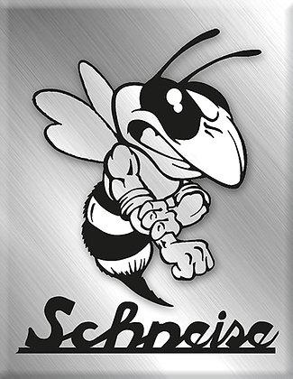 Wasp - Schneise