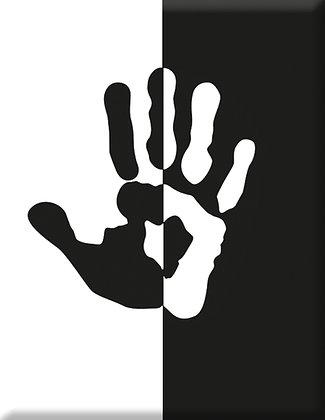 Vespa Emblem Piaggio Kaskade no-racism