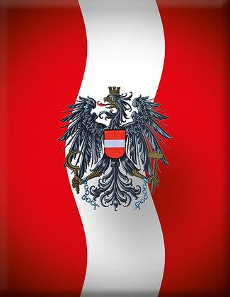 Vespa Emblem Piaggio Kaskade Austria