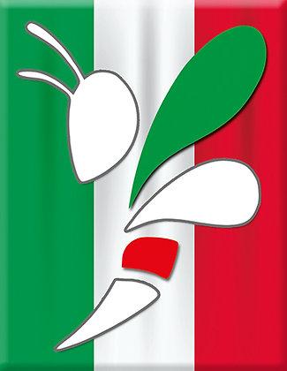 WASP-italia-WhiteV1 Emblem