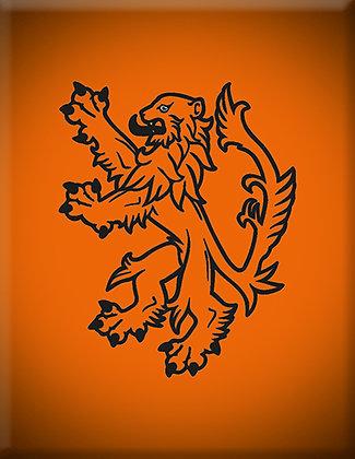Емблема на Холандия