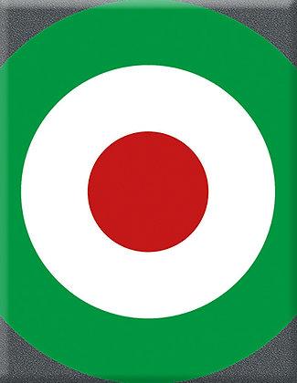 Kreis Italia grey Emblem