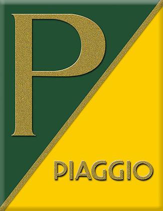piaggio racing sixties green-yellow