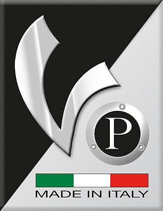 V Vespa P Черна емблема Piaggio