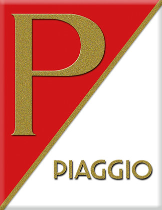 piaggio racing sixties red-gold