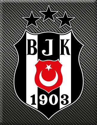 Emblem Beşiktaş-Carbon