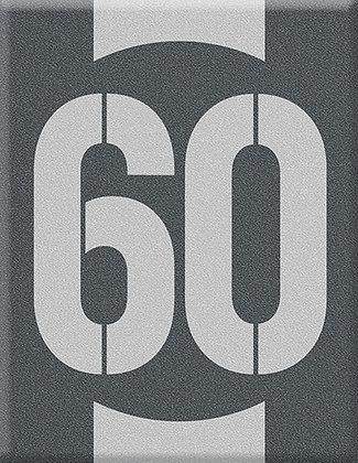 Startnumber-60-gray Emblem
