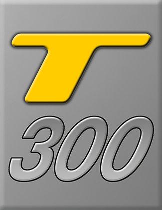 Supertech T-300 gray