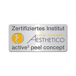 zertifiziertes Institut Kosmetik