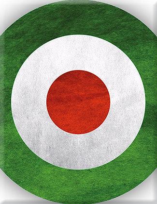 Kreis Italia Retro Emblem