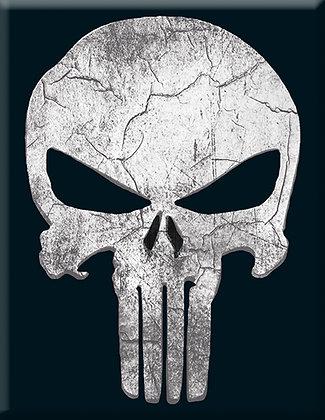 Emblem Punisher-Black