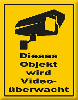 Vespa Emblem Piaggio Kaskade Videoüberwachung