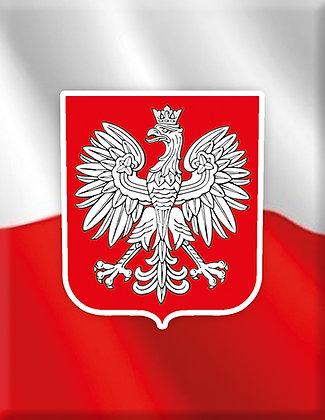 Emblema da Polónia