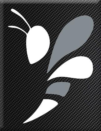 Vespa Emblem Piaggio Kaskade Wasp