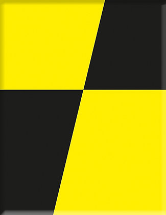 Vereinswappen-Black-Yellow Emblem