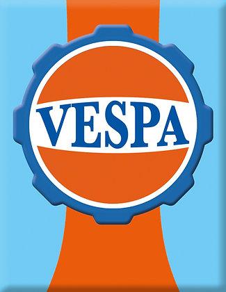 Vespa Emblem Piaggio Kaskade V-Emblem