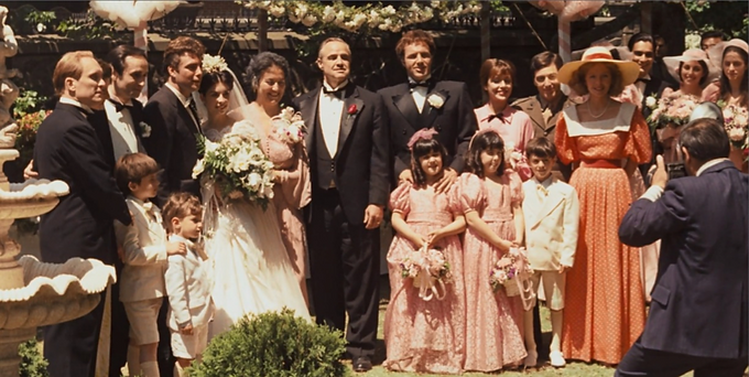 The Godfather Family Values
