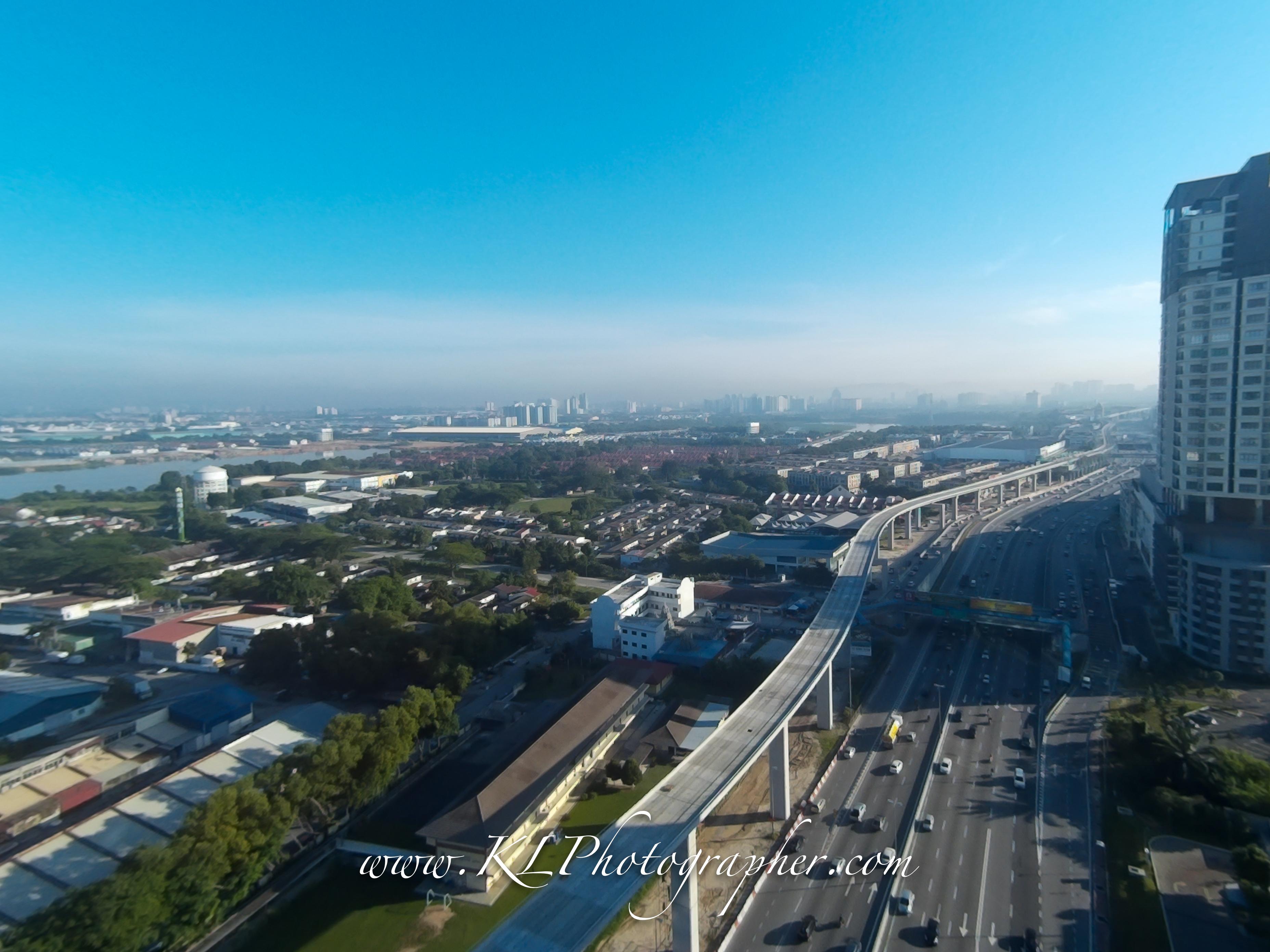 Aerial Photo Malaysia - Puchong