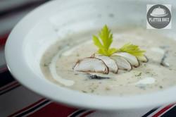 KL Food Photographer - Mushroom Soup