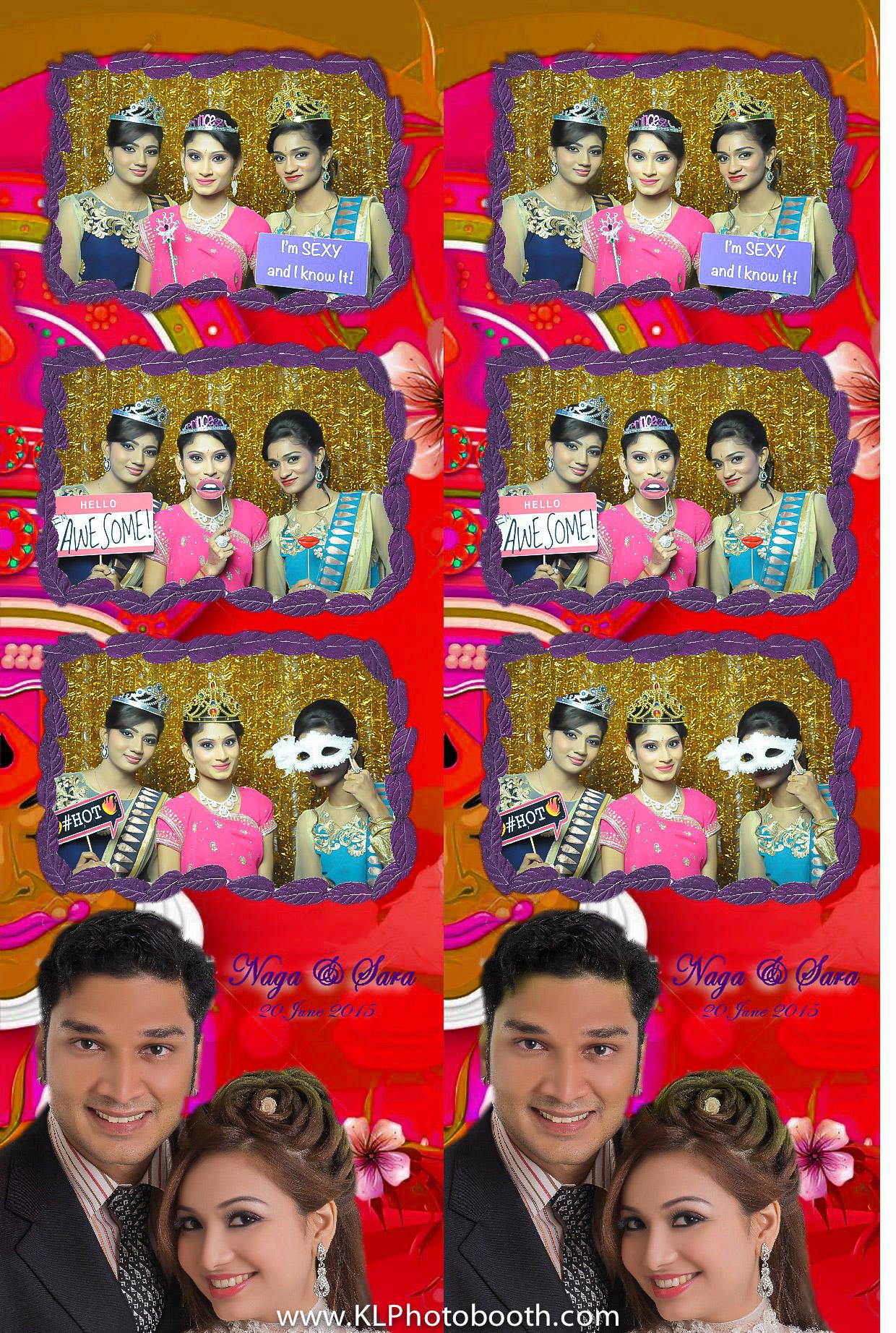 Nagaraj weds Sara