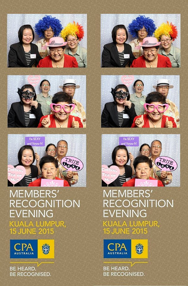 CPA Photo Booth Event - KLPhotobooth