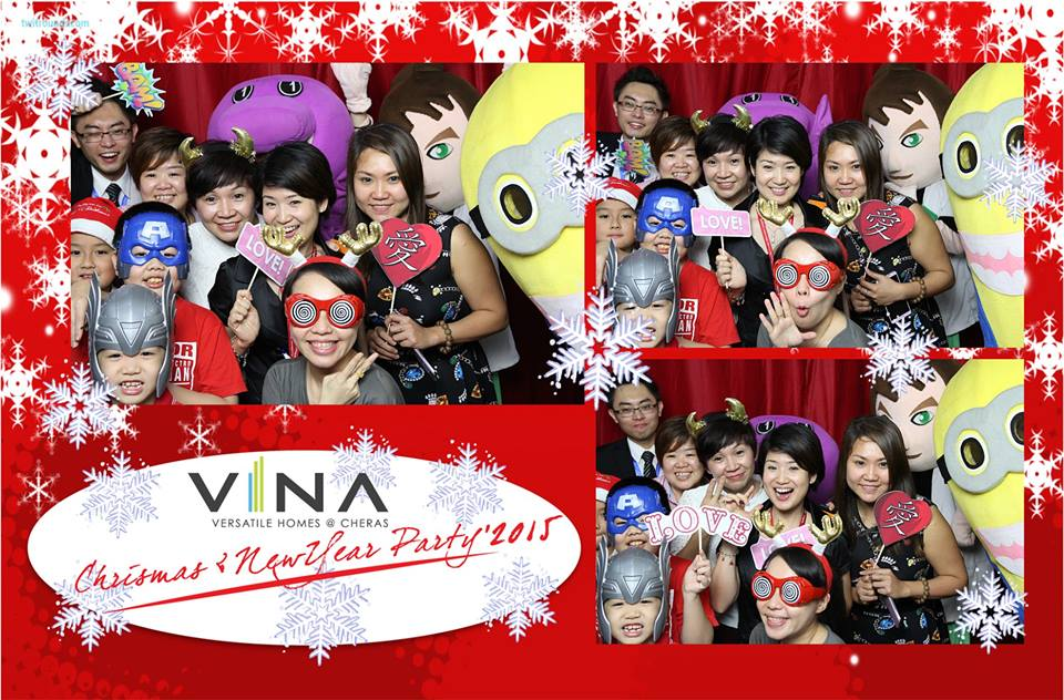 VINA Property X'mas Event