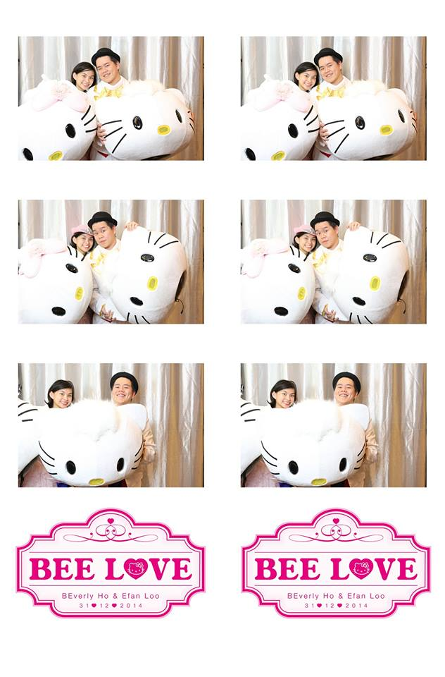 Ethan & Beverly's Hello Kitty Theme