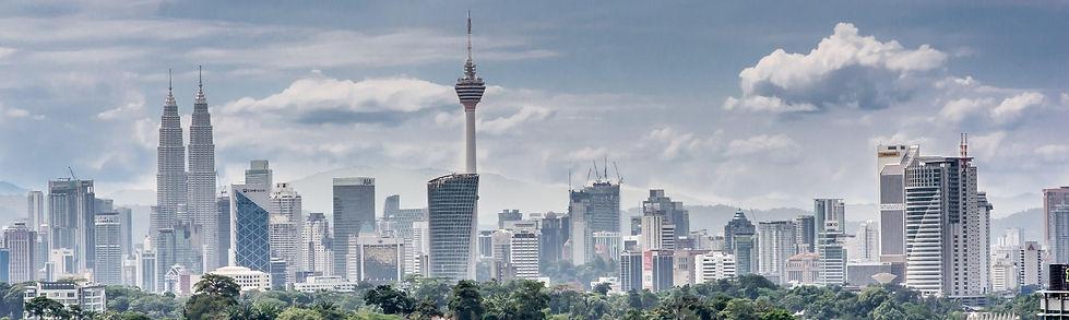 Aerial Photo Kuala Lumpur