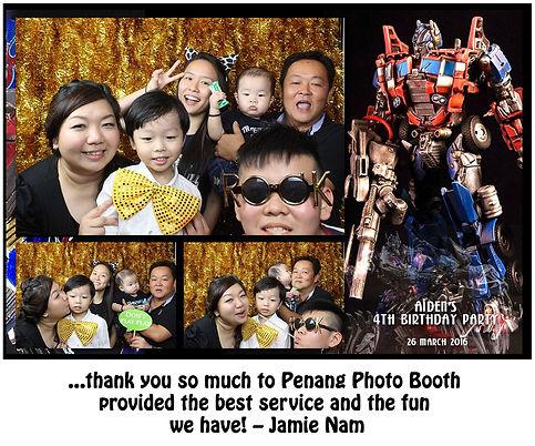 Penang Photo Booth Testimonial 3