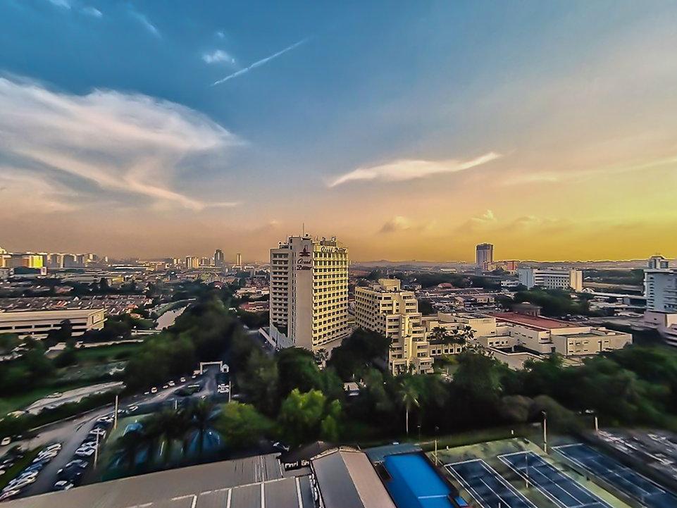 Aerial Photo Malaysia - SUBANG