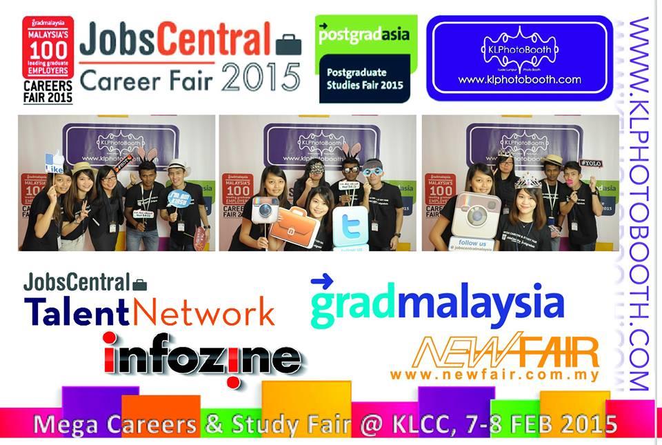 Jobscentral Fair - KLCC