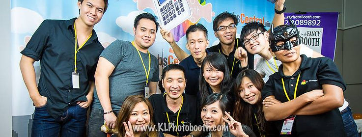 KLPhoto Booth Crew
