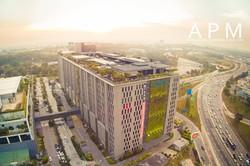 Aerial Photo Malaysia - eCity