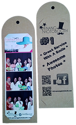 Penang Photo Booth Bookmark