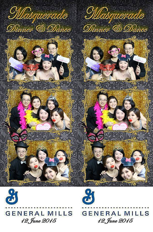 General Mills Photo Booth