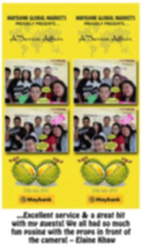 Penang Photo Booth Testimonial 7