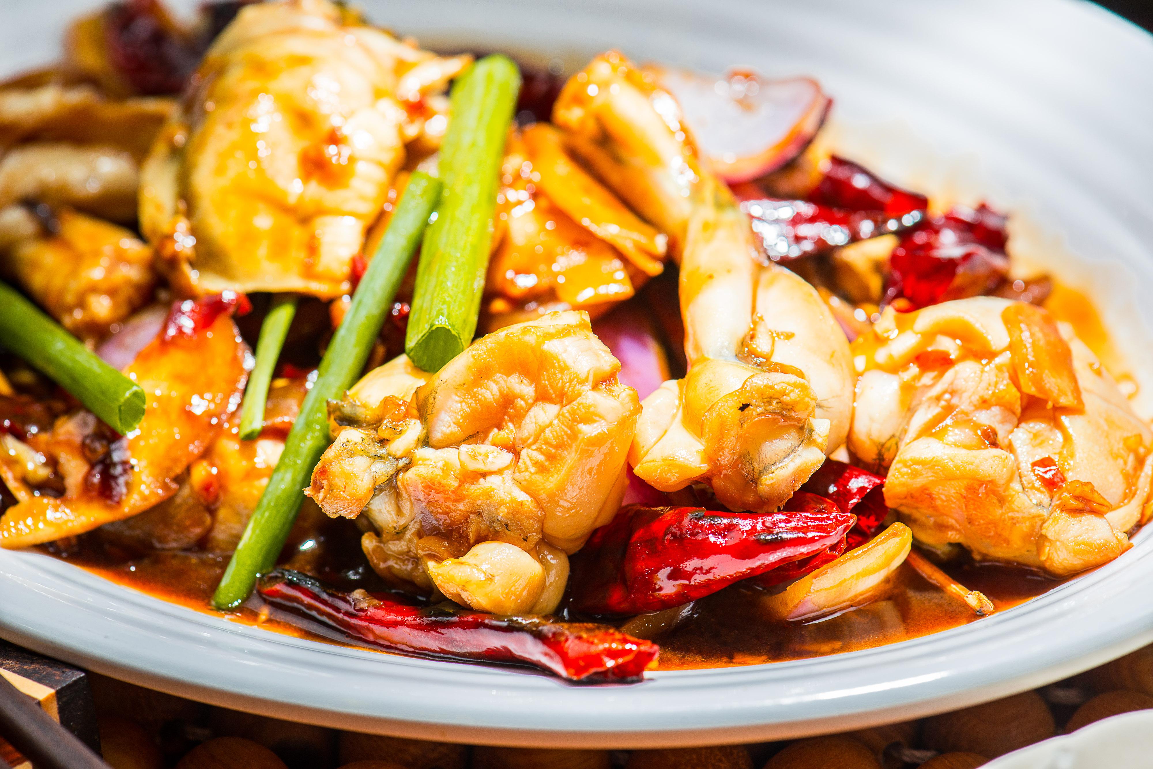 KL Food Photographer - Kung Po Chick