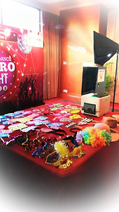 Penang Photo Booth Setup