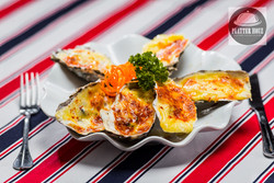 KL Food Photographer - Cheese Oyster