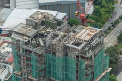 Aerial Photo Malaysia-Construction