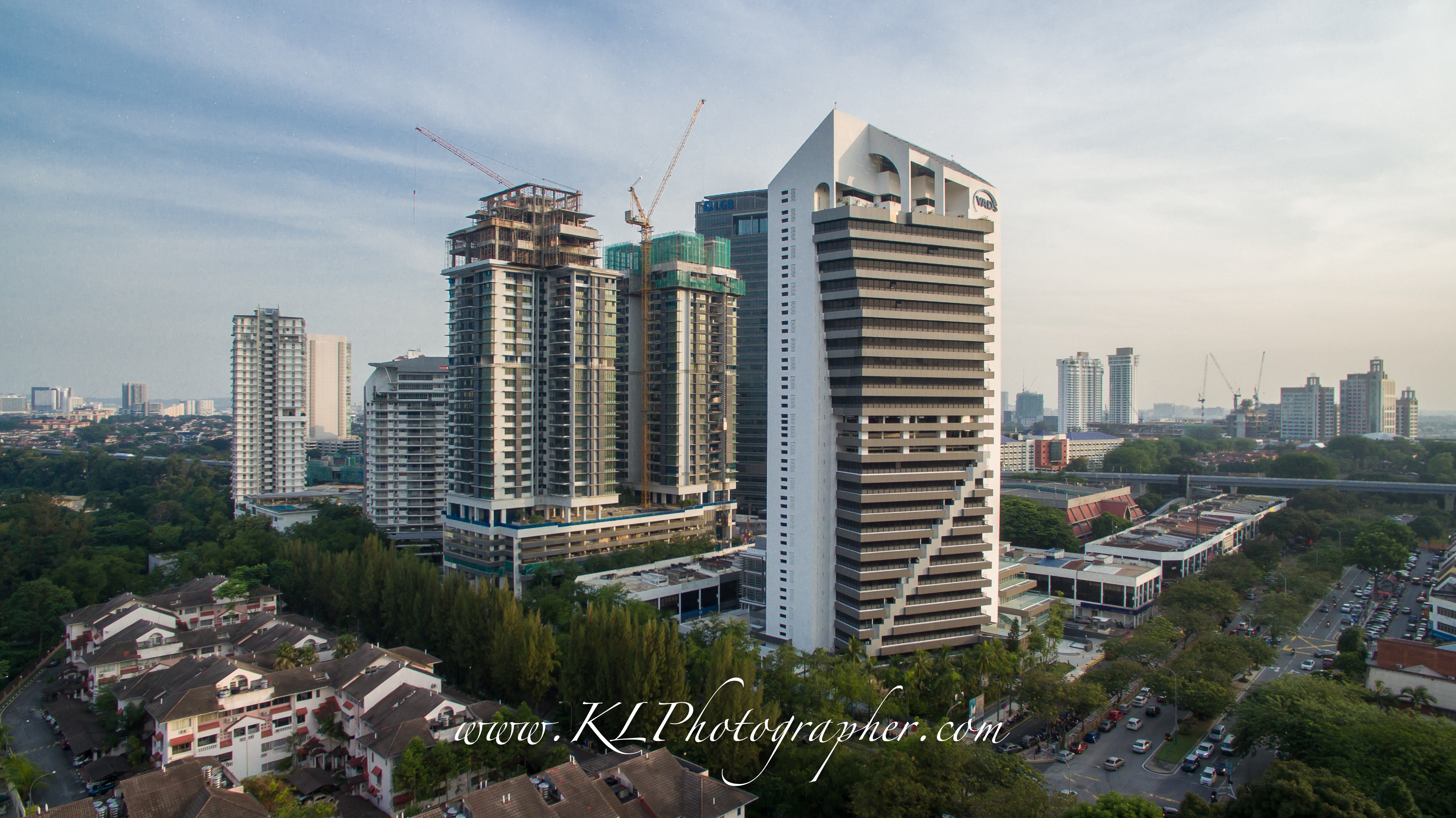 Aerial Photo Malaysia - TTDI