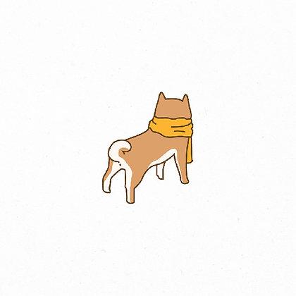 Pin Mungil : Shibe Collection