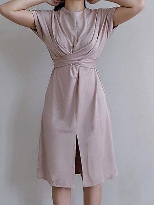 Ella Dress : Beige