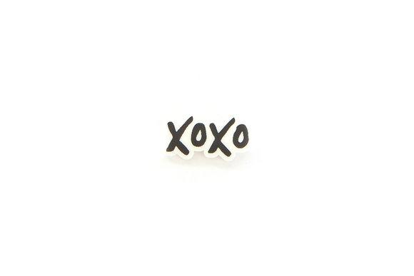 Pin Mungil : xoxo